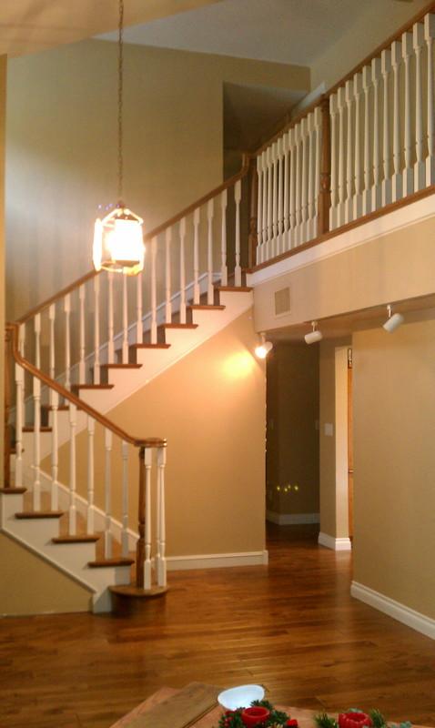 NoHo Stairs